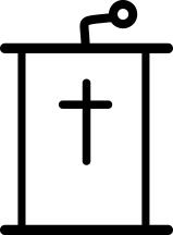 icon preaching